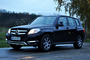 Mercedes GLK 250 4Matic